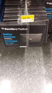 Walmart: fundas para Blackberry Playbook a $69