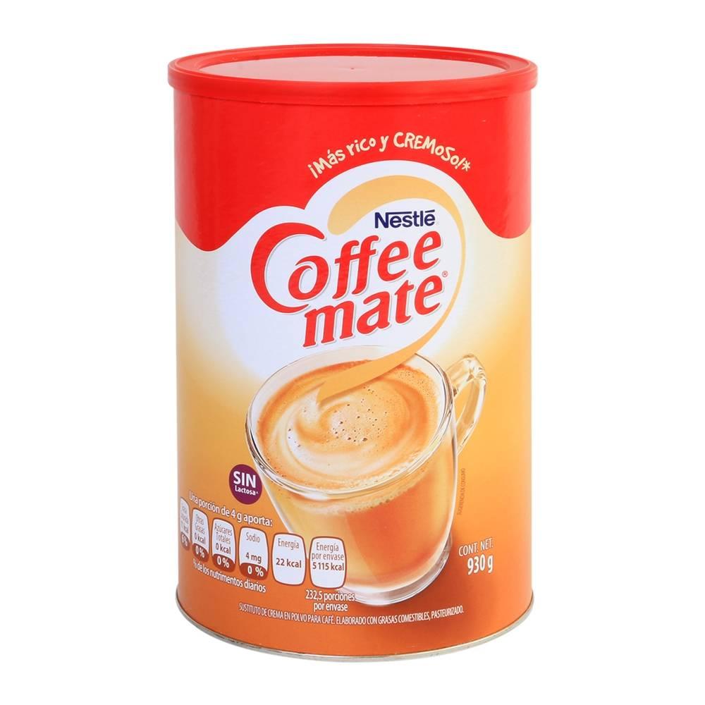 Sam's Club: Sustituto de Crema Nestlé Coffee Mate 930gr