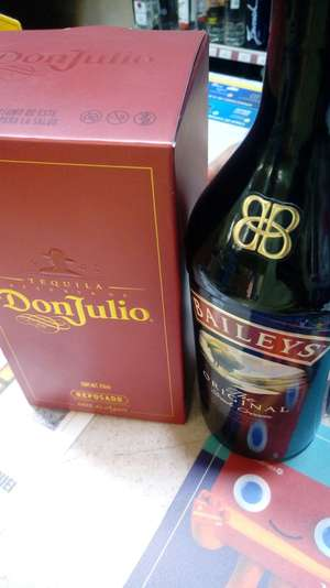 Oxxo: Don julio reposado regala baileys