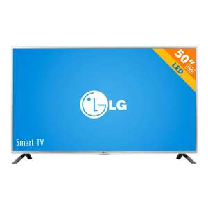 "Office Depot: TV LED 50"" LG 120 Hz 1080p FHD Smart 50LB5830 a $8,999"