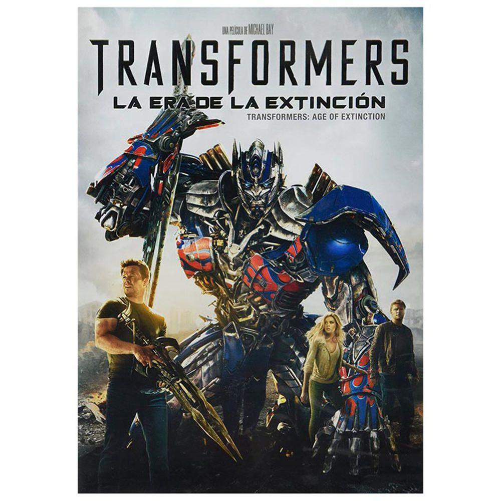 Elektra: Transformers La Era De La Extincion DVD
