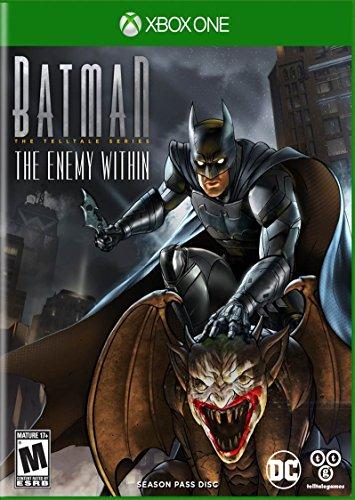 Amazon:  Batman: The Telltale Series 2 - XBox One a $255