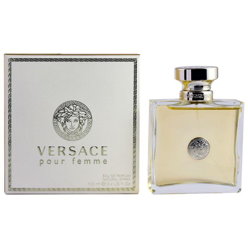 Elektra: Fragancia para Dama Versace Pou Femme Eau de Parfum 100 ml