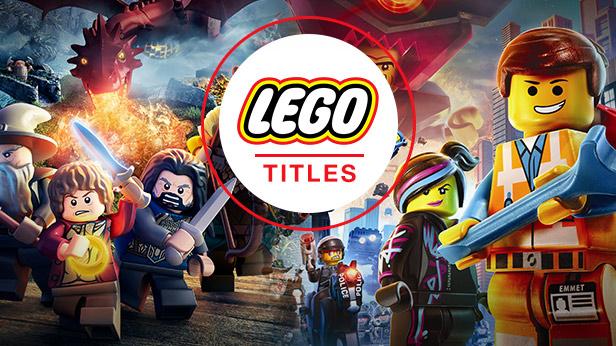 GreenManGaming: Juegos Lego PC 5 dólares cada uno