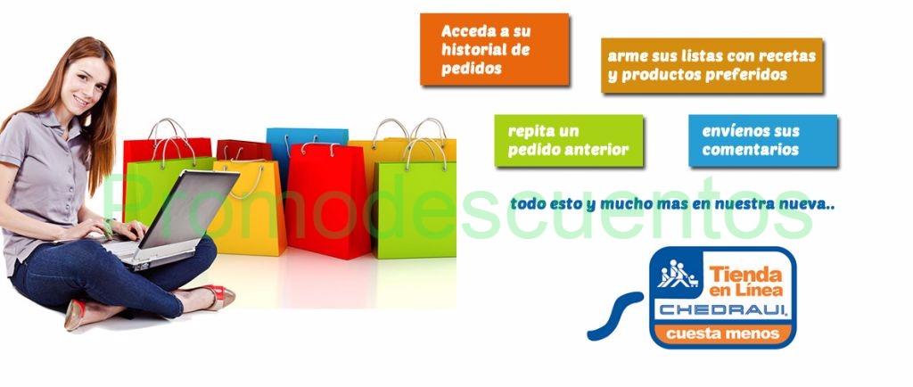 Chedraui prepara tienda online