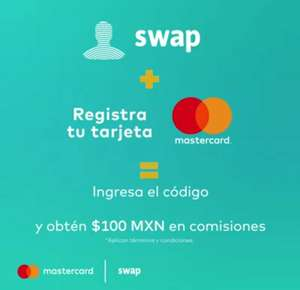 SWAP: Recibe $100 MXN si empieces a usar swapear