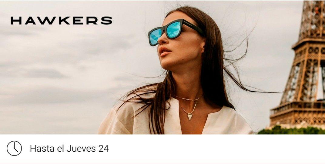 Privalia: Lentes hawkers desde $349 a $549
