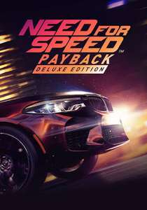 Cyberpuerta: Need for speed payback deluxe edition Xbox one
