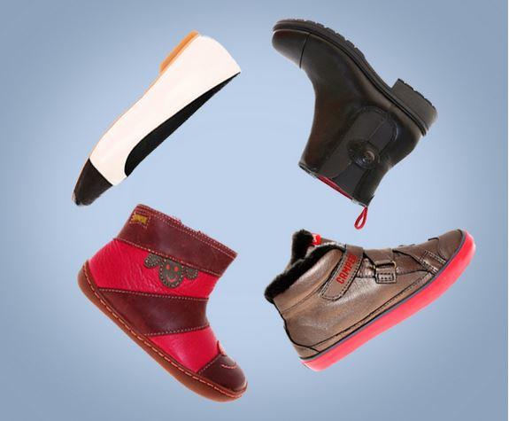 Privalia: hasta 50% de descuento en zapatos Camper (ejemplo Pelotas de $2300 a $1150)