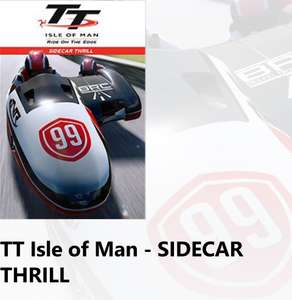 Microsoft Store: DCL SIDECAR THRILL para Isle of Man de Xbox One GRATIS