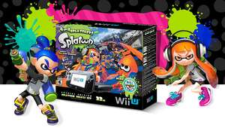 Liverpool Wii U con Splatoon + Nintendo Land Envío Gratis