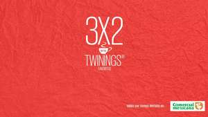 Comercial Mexicana - Twinings 3x2