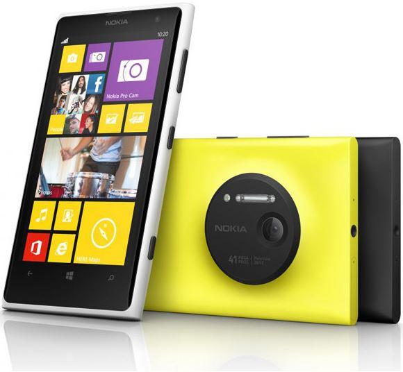 Telcel: Nokia Lumia 1020 $5,159