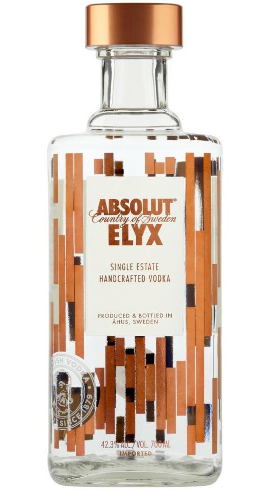 Superama: Absolut Elyx a 199.02 (aplica 3x2 en vinos y licores) = 132.66 c/u