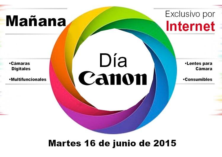 Office DEPOT : día Canon 16 de junio