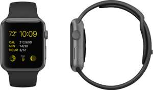 Linio: Apple Watch Sport 38mm - Negro $8,498