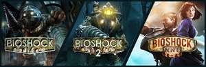 3x1 BIOSHOCK PC-steam