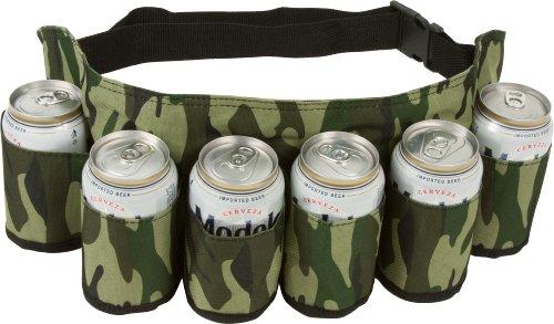 Amazon: Cinturon Para Latas EZ Drinkera  (6 Unidades ya sea de Refresco o Cerveza)