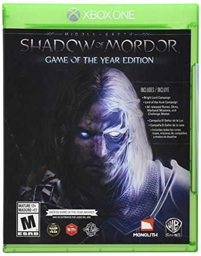 Amazon: Shadow of Mordor XBox one/PS4