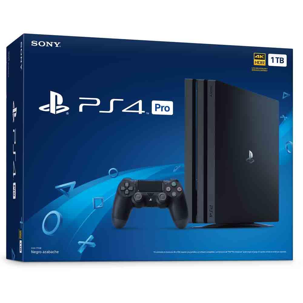 Hot Sale en Elektra: Consola PS4 Pro 1TB a $6,450 (con Banamex a 12 MSI)