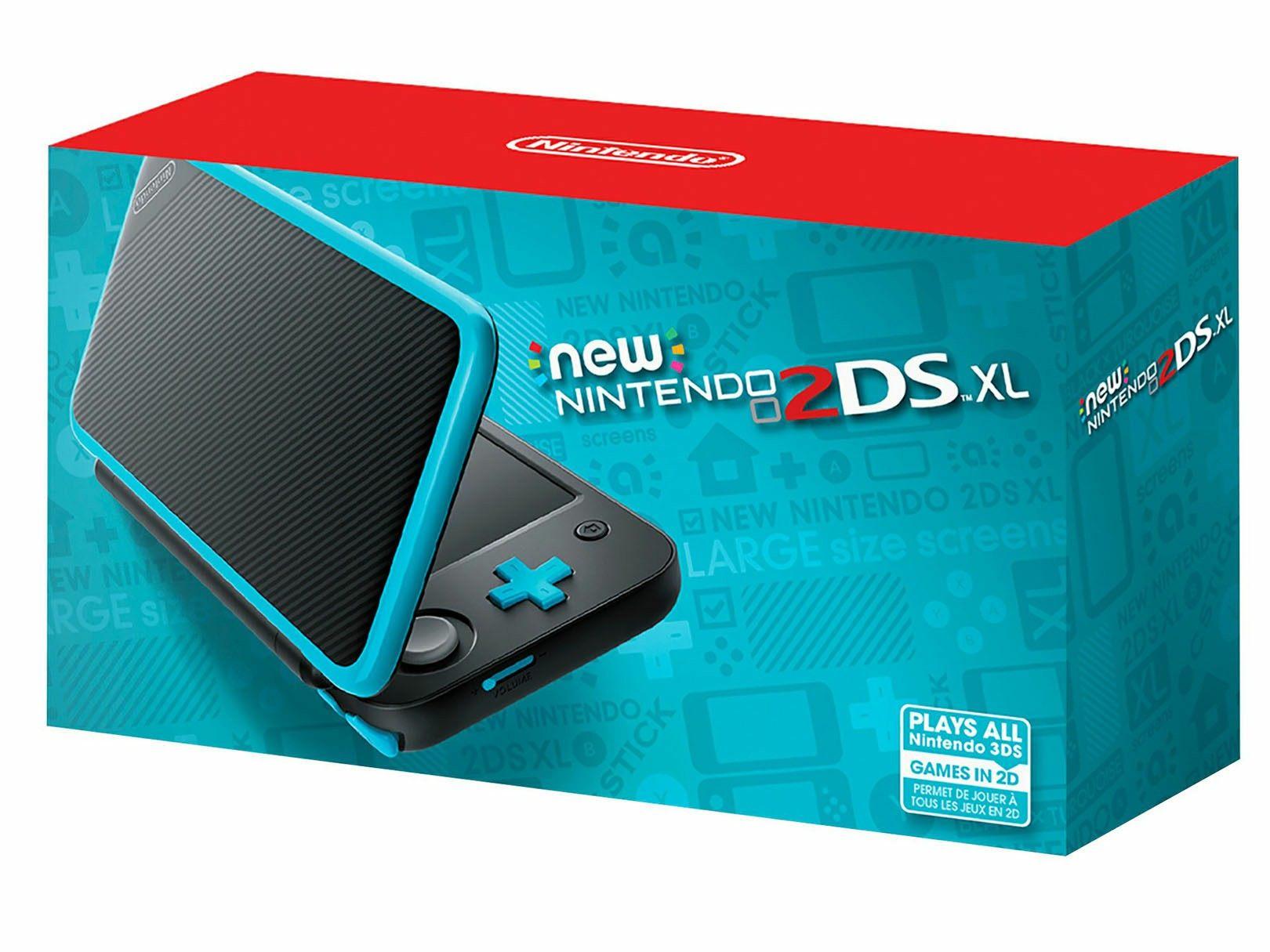 Liverpool: Consola New Nintendo 2DS XL (con paypal - citybanamex a 12 MSI)