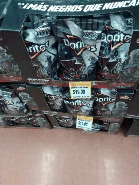 Walmart: Doritos Ultron a $19