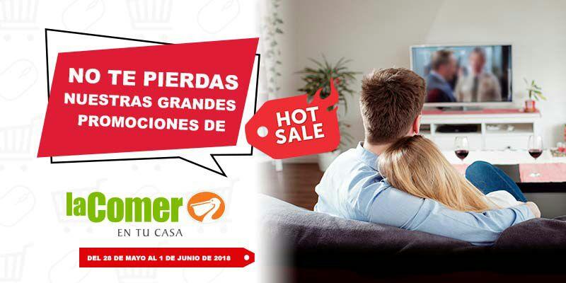 Hot Sale en La Comer