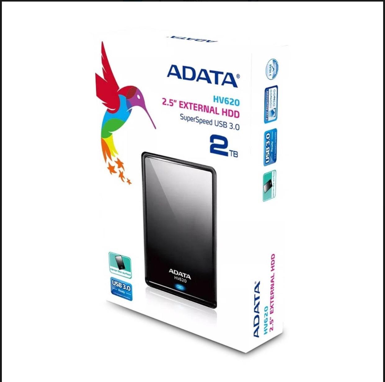 Tienda Oficial Adata en MercadoLibre: Disco duro portátil Adata 2TB