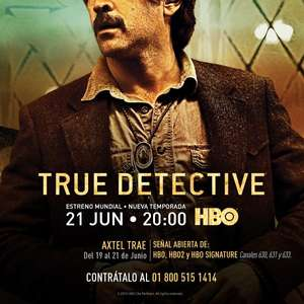 Canales HBO gratis del 19 al 21 de junio para el estreno de True Detective