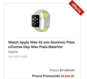 Mac store online: Apple Watch Series 2 Nike 42 mm