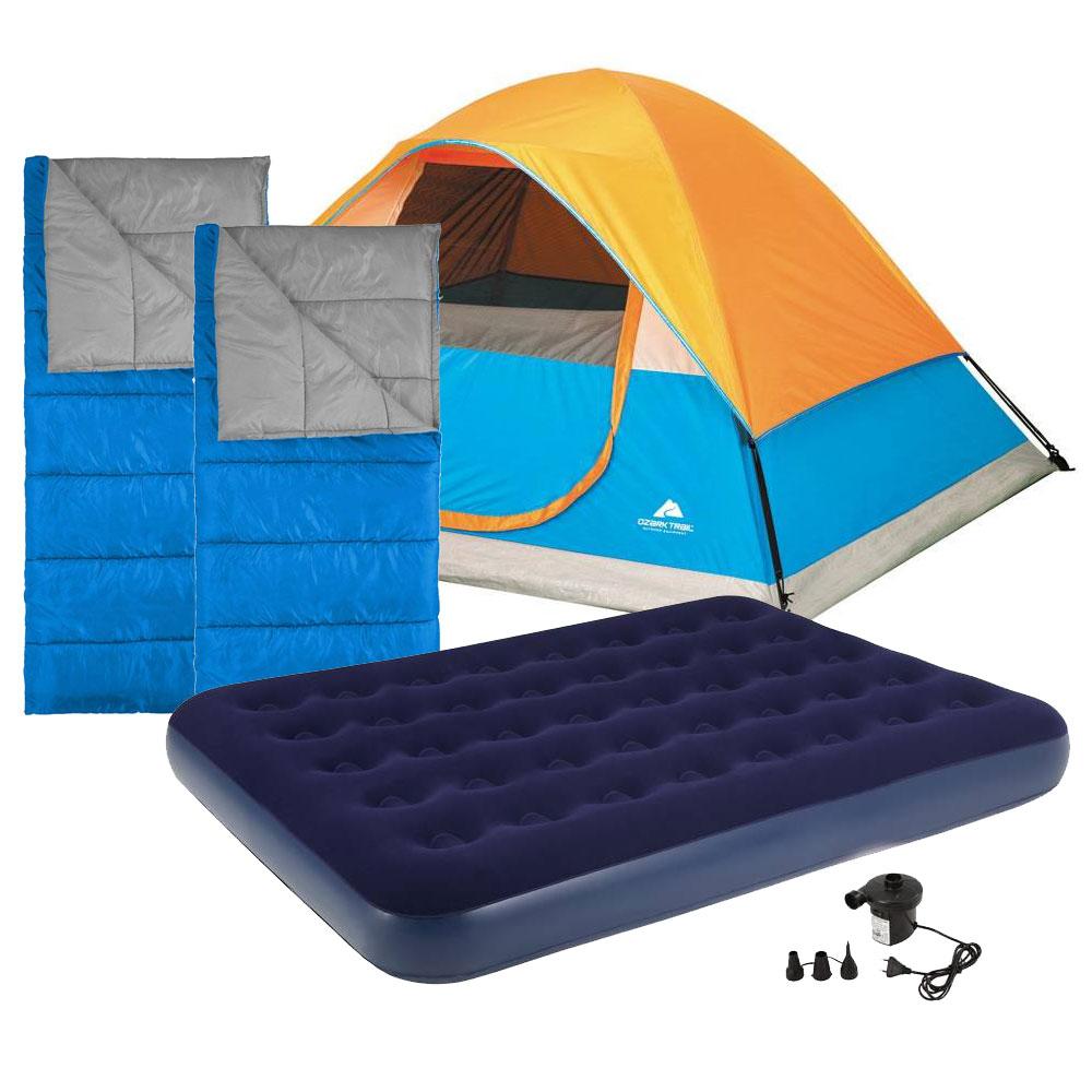 Walmart: Combo Camping a $790 con Envío Gratis