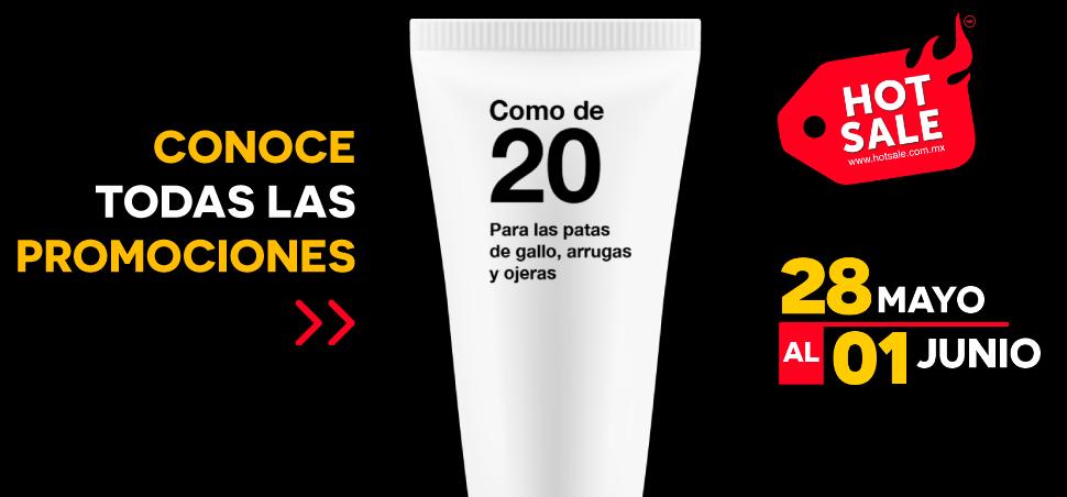 Hot Sale 2018 Farmacias San Pablo: descuentos por Hot Sale (Dermocosméticos, medicamentos y más)