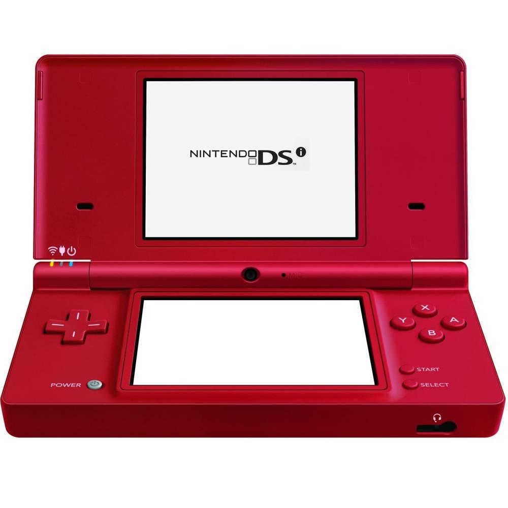 Walmart Nintendo Dsi Rojo $790