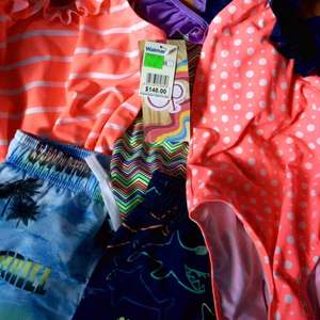 Walmart: trajes de baño para niña y niño de $148 a $30