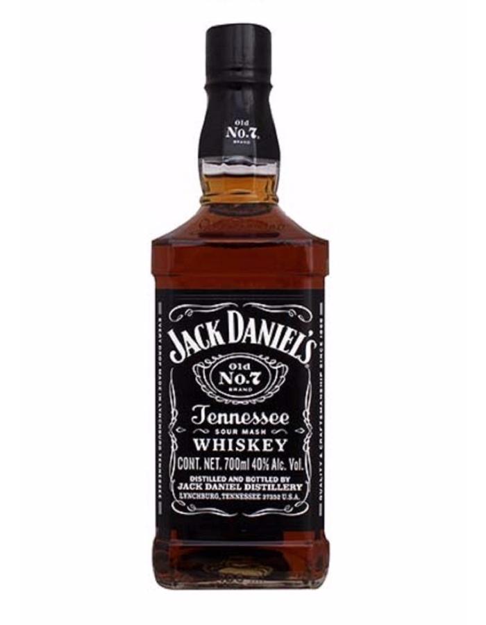La Europea: Whiskey Jack Daniel's Tennessee - 700 ml