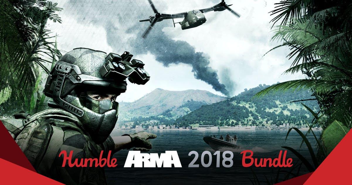 Humble Bundle: ARMA 2018