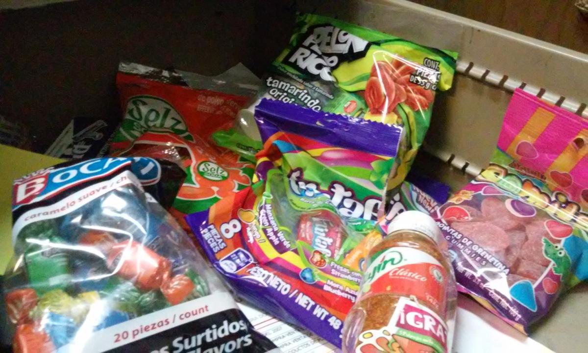 Walmart: Dulces y más en liquidación