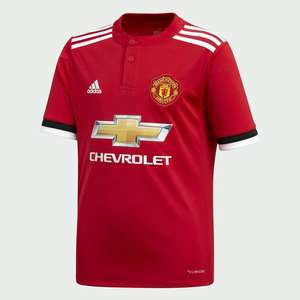 Hot Sale 2018 Adidas: Jersey del Manchester United 2017-2018 Local