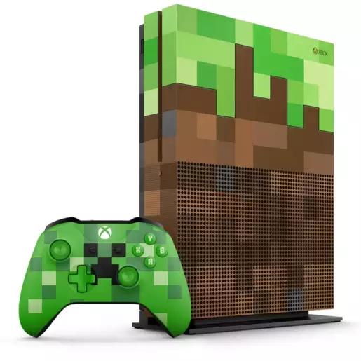 Hot Sale 2018 en Office Depot: Consola Xbox One S 1TB Minecraft Edition (Con Citibanamex)