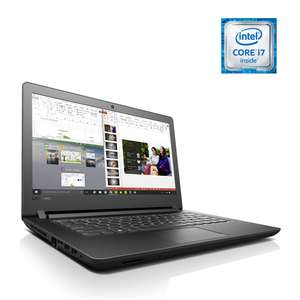 Hot Sale 2018 Elektra: Laptop Lenovo Ideapad intel Core i7 (con visa y citibanamex)
