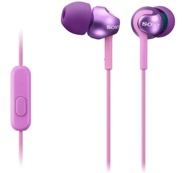 Linio: audífonos SONY violeta a $219