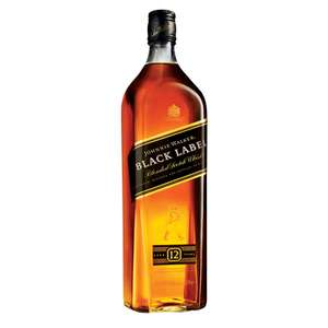 Hot Sale 2018 Costco: Johnnie Walker Black Label whisky 1L