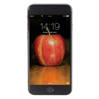 Linio: iPhone 6 Plus negro 16GB $10,214