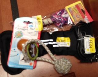 Walmart: varios juguetes para mascotas desde $2.02