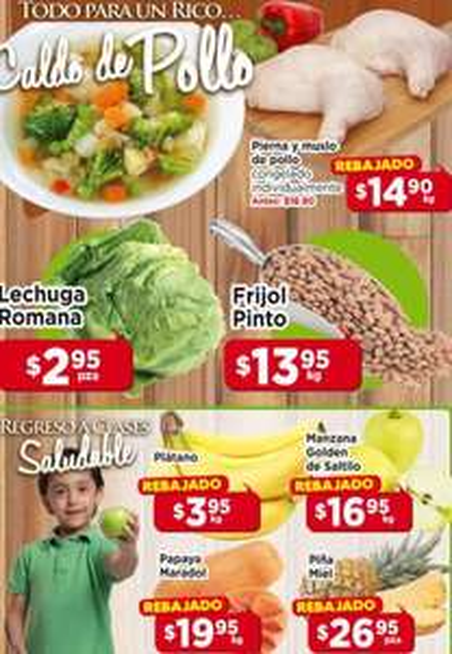HEB: tomate $7.95, elote $1.95 y más