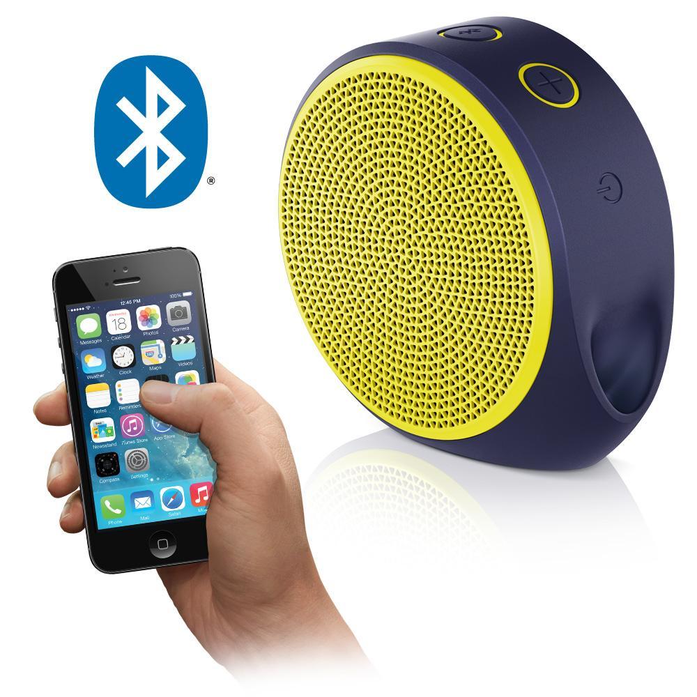 LINIO: Bocina Bluetooth Logitech x100 $399 envío gratis
