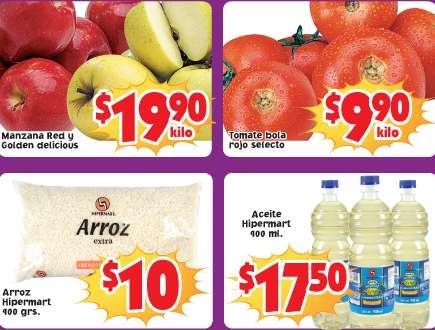 Ofertas de frutas y verduras en Soriana 7 y 8 de enero: tomate bola $9.90 el kilo y más