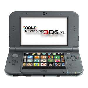 Hot Sale en Walmart: Consola Nintendo 3DS XL Negra