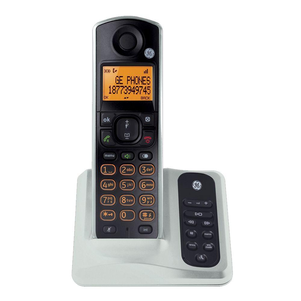 Walmart: Teléfono inalámbrico con contestadora a $290