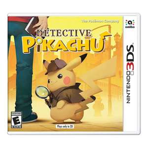 Hot Sale 2018 Walmart: Detective Pikachu 3DS
